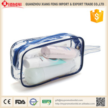 unprecedented travel accessories cosmetic bag for women with button