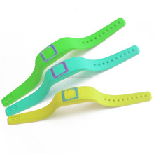 quality guarantee waterproof silicone watch strap 2015 style
