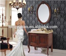 Caliente venta muebles para el hogar barato mueble de baño espejo