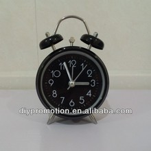 twin bell table alarm clock in the bedroom and living room for Christmas gifts