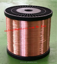Good quanlity and reasonable price cooper clad aluminium(CCA wire)