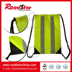 Waterproof 100% polyester reflective sling bag for sports