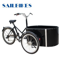 front loading cargo motor tricycle
