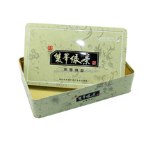 coffee tin can empty tin cans tea packaging individualized tins from factory