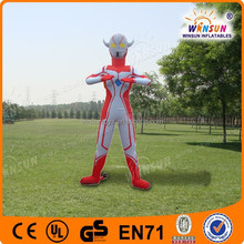 2015 factory price new advertising inflatable superman for sale