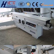 PS350 precision wood cutting sliding table saw for woodworking