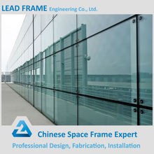 New Design Fabrication Installation Glass Curtain Wall