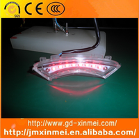 12v Waterproof Motorcycle Led Rear Turn Brake Light