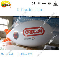 2015 New arriving good quality inflatable helium airplane balloon