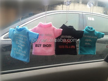 2015 novelty jersey air freshner/freshener with cool breeze fragrance with suction cup