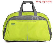 2015Fashionable Water Resistant Nylon Gym Tote Bag Travel Bag