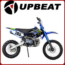 Top quality 140cc dirt bike lifan pit bike with CNC parts,kenda tire,aluminium swingarm