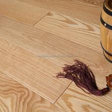 UV Painting White Oak Solid Wood Flooring