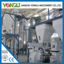 YONGLI /reliable quality sawdust pellet making mill