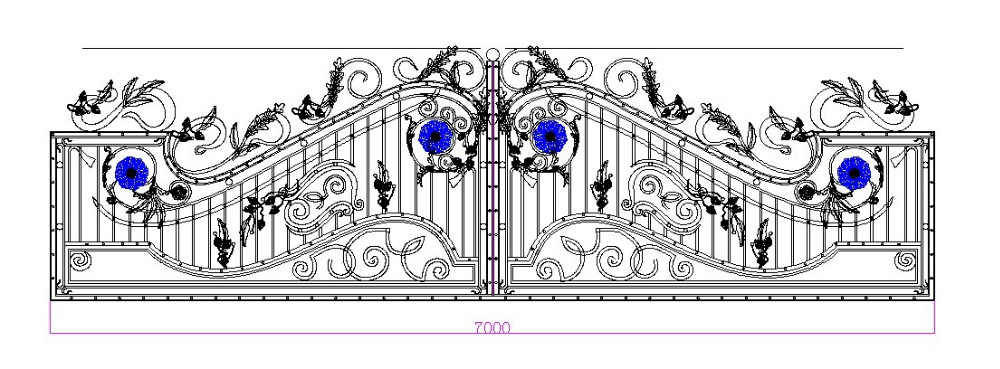 Indian House Main Gate Designs/sliding Gate Designs For Homes/iron ...