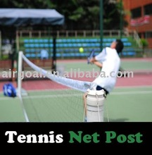 Tennis Machine(Inflatable tennis post)