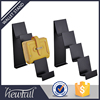 Multi level counter wallet display stand for fashion shop