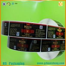 durable lighter sticker, strong adhesive custom printing lighter sticker