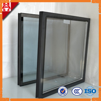 Insulated Glass with ISO CE&BV heat proof sound proof glass