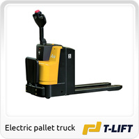 electric pallet truck used for sale