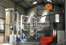 Waste cable Copper m machine for separation of CU and Plastic
