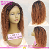 #2T6 afro kinky curly full lace wigs curly human hair wigs for black women wholesale price curly afro wigs for black women
