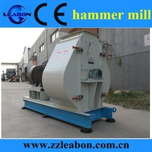China Brand LEABON Animal Feed Grinder, Best Hammer Mill