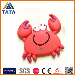 TATA Red Crab Promotion 3D Printing Custom Fridge Magnet