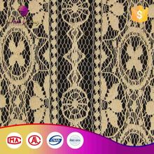 Custom Color Chic Cotton Eyelet Lace Fabric