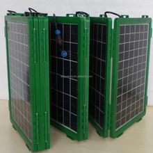 10Wp-5000Wp foldable polycrystalline/ monocrystalline foldable solar panel