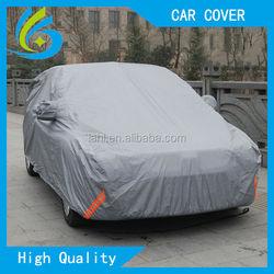 hot sale peva&pp cotton waterproof flood heated automatic folding car garage cover
