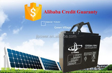 SLA storage battery solar 12v55ah,rechargeable 12volt accumulator.10hr high quality battery.