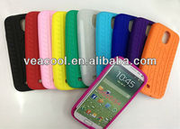 Tire Pattern Silicone Case Cover for Samsung Galaxy S4 SIV i9500