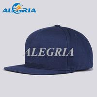 Blank flat brim snapback hats wholesale