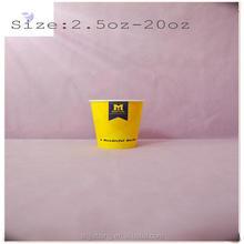 Ikinci fincan/toptan plastik çay bardak ve tabaklar toplu/kağıt bardak