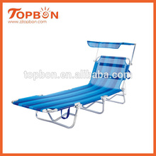 lounge set, lounge, chaise lounge chair, TB1012C (Steel tube)