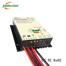 Painel solar poste controlador de carga solar 12 v 24 v controlador de carga