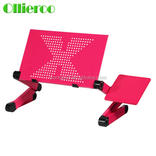 Top quality Non-Slip portable computer desk folding table