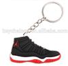 Free design shoe / jordan sneaker keychains wholesale