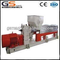GS -mach efficient pe/pp film recycling and pelletizing machine