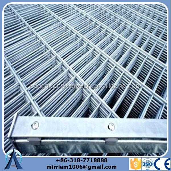 Hot-dip galvanized twin wire mesh fence.jpg