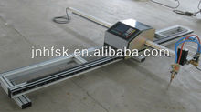 Trade Assurance CNC Plasma Cutting Machine with Plasma Generator made in USA to cut metal max. 32mm thickness