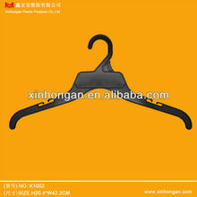 Plastic clothes display hanger hooks wholesale