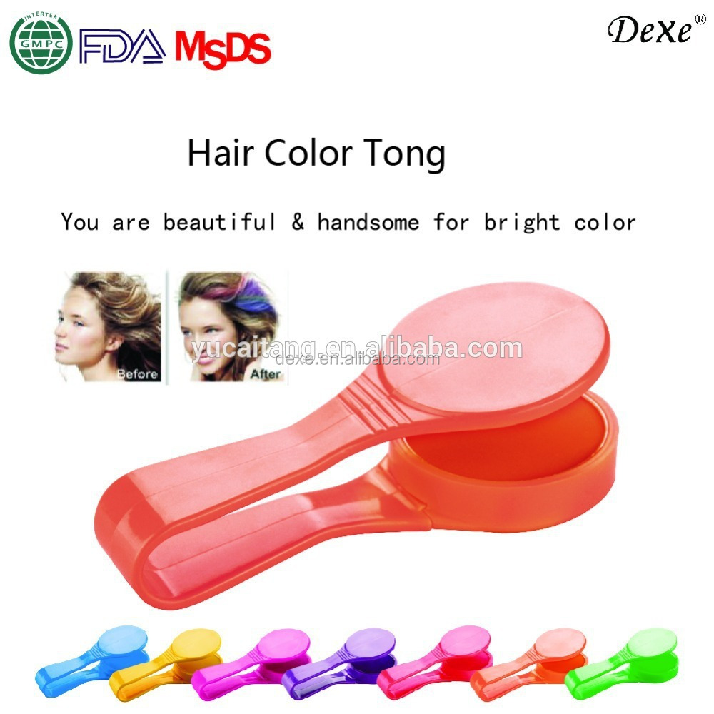 Japanese Powder Hair Dye With Crazy Hair Color Powder