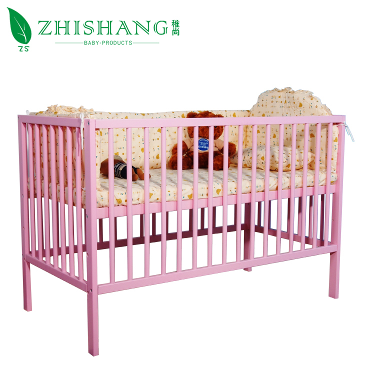 Wooden Baby Cribs - Children Furniture - Baby Furniture ...