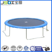 Baoxiang Bungee Trampoline with enclosure ,park equipment ,biggest trampoline