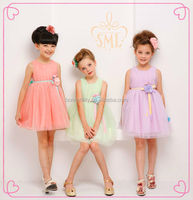 flower girl dresses for wedding girls puffy dresses for kids