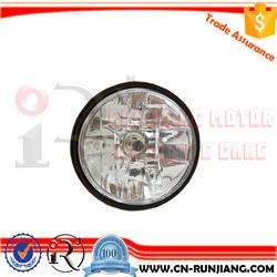 Enduro Street Bike Motorcycle Accessories Round Type Headlight For TITAN2000 AKT125