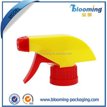 Fashionable 28/400 high quality trigger sprayer for cleaning