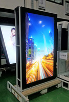 outdoor sunlight readable samsung 100 inch lcd/ tv